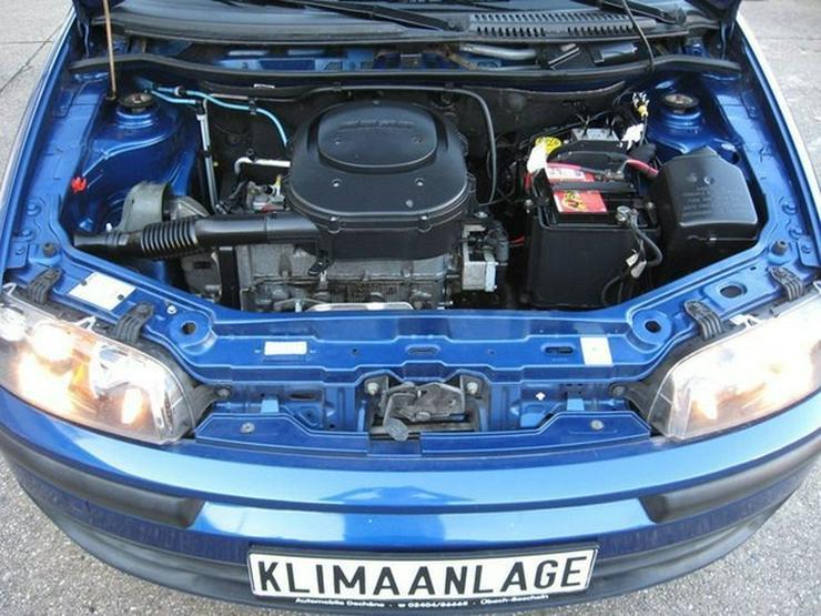 Bild 4: FIAT Punto Lim. 1.2 8V Sole 5-Türer mit Klima