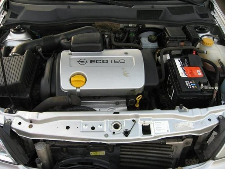 Bild 4: OPEL Astra G 1,6 Edition 100 mit Klima
