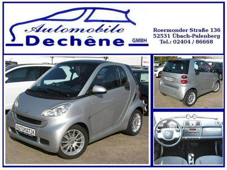 SMART ForTwo Coupe MHD Passion Klima