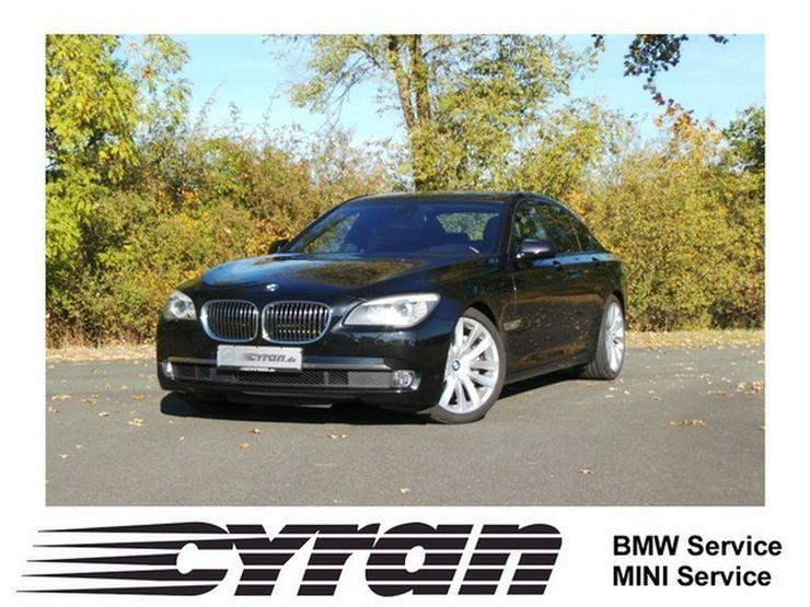 BMW 750i xDrive Navi Prof. Xenon Euro Plus Garantie