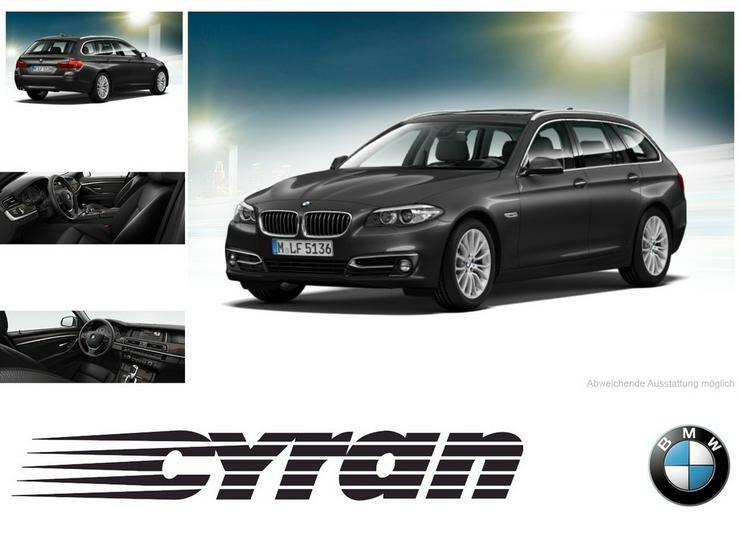 BMW 520d Touring Luxury Line Navi Prof. Aut. Head-Up