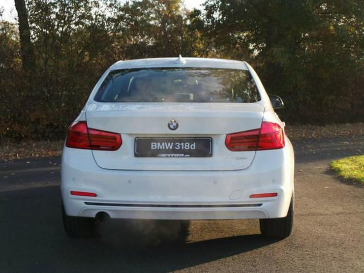 Bild 5: BMW 318d Sport Line Navi LED SHZ PDC HIFI
