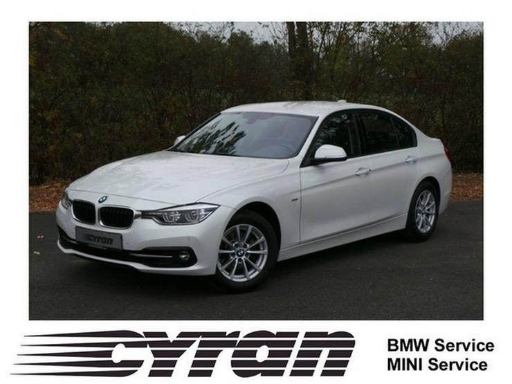BMW 320i Sport Line Aut. Navi LED SHZ PDC Tempomat