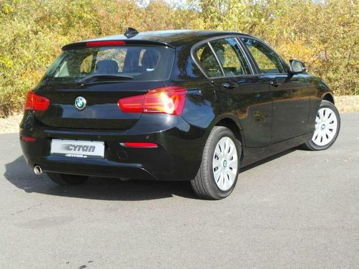 Bild 5: BMW 116d Aut. Navi SHZ PDC Tempomat