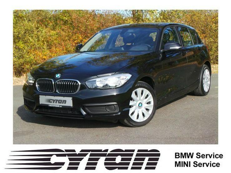 BMW 116d Aut. Navi SHZ PDC Tempomat - 1er Reihe - Bild 1