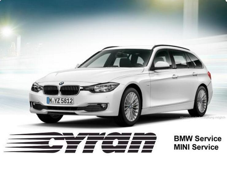 BMW 318d Touring Luxury Line Navi Prof. Aut. Head-Up