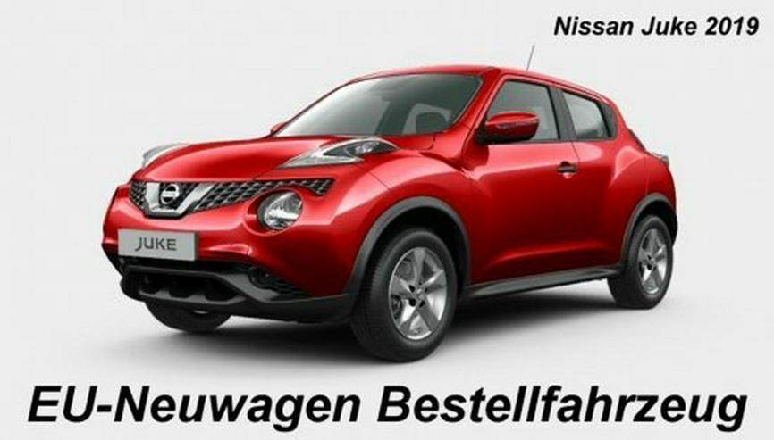 Nissan Juke Mod. 2019 1.6 Visia Plus NEU-Bestellfahrzeug inkl. Anlieferung (D) - Juke - Bild 1