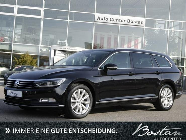 VW Passat 2.0 TDI HIGHLINE-EURO6-DSG-DIGITAL TACHO