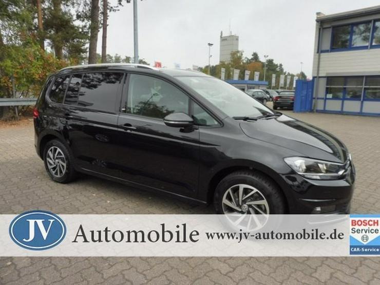 VW Touran SOUND 2.0 TDI/7-SITZE/ANSCHL-GARANTIE/NAV - Touran - Bild 1
