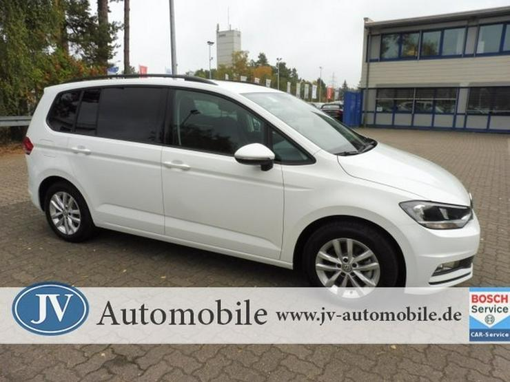 VW Touran COMFORTLINE 1.6 TDI/7-SITZER/KLIMA/ - Touran - Bild 1