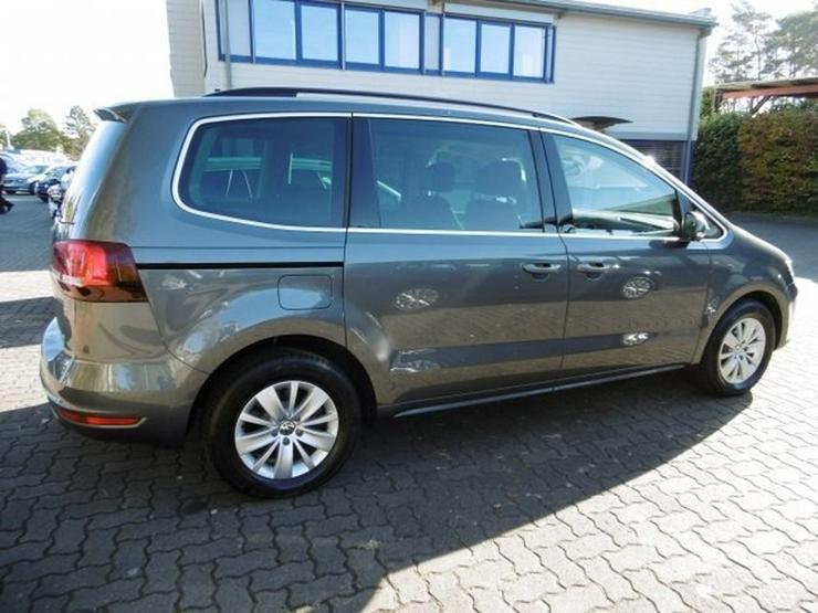 Bild 5: VW Sharan 2.0 TDI DSG *7-SITZE/KNALLVOLL/UPE:58*