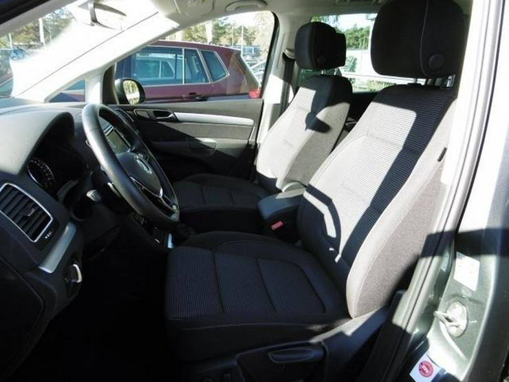 Bild 6: VW Sharan 2.0 TDI DSG *7-SITZE/KNALLVOLL/UPE:58*