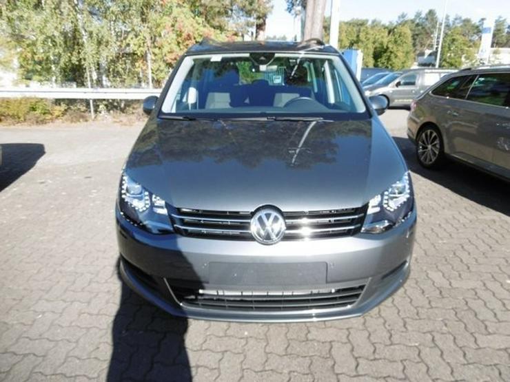 Bild 2: VW Sharan 2.0 TDI DSG *7-SITZE/KNALLVOLL/UPE:58*