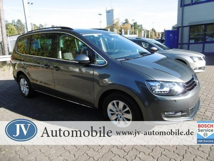 VW Sharan 2.0 TDI DSG *7-SITZE/KNALLVOLL/UPE:58* - Sharan - Bild 1