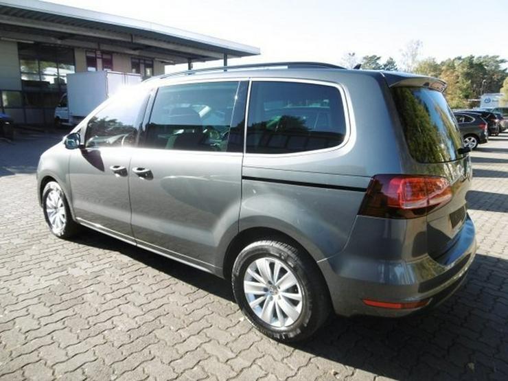 Bild 3: VW Sharan 2.0 TDI DSG *7-SITZE/KNALLVOLL/UPE:58*
