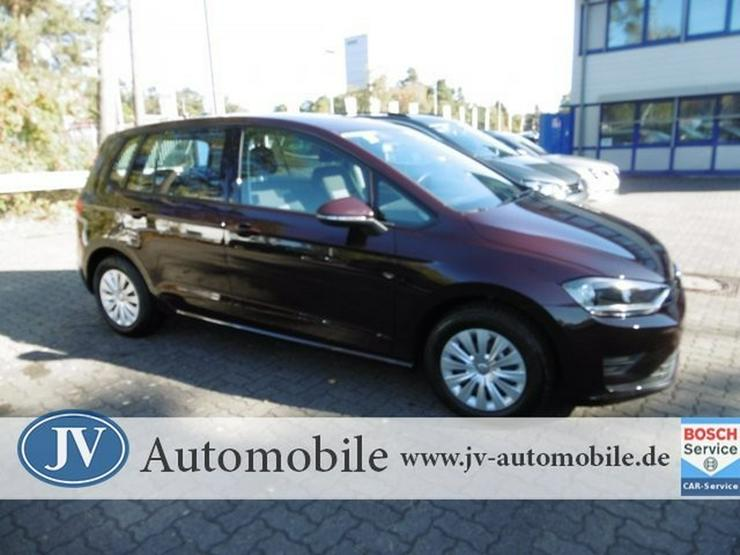 VW Golf Sportsvan TRENDLINE 1.6 TDI BMT /KLIMA - Golf - Bild 1