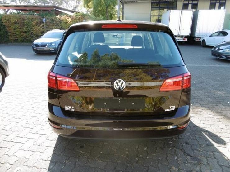 Bild 4: VW Golf Sportsvan TRENDLINE 1.6 TDI BMT /KLIMA