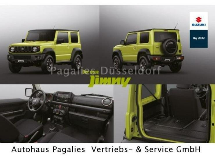 SUZUKI Jimny 1.5 4x4 Comfort AUT - der neue JIMNY! - Jimny - Bild 1