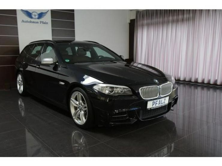 BMW M550d TOURING xDRIVE SPORT-AUT. TRAUMHAFT! VOLL!