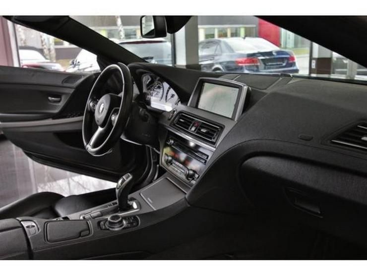 Bild 6: BMW 640i CABRIO M SPORTPAKET - NEUWAGENCHARAKTER!