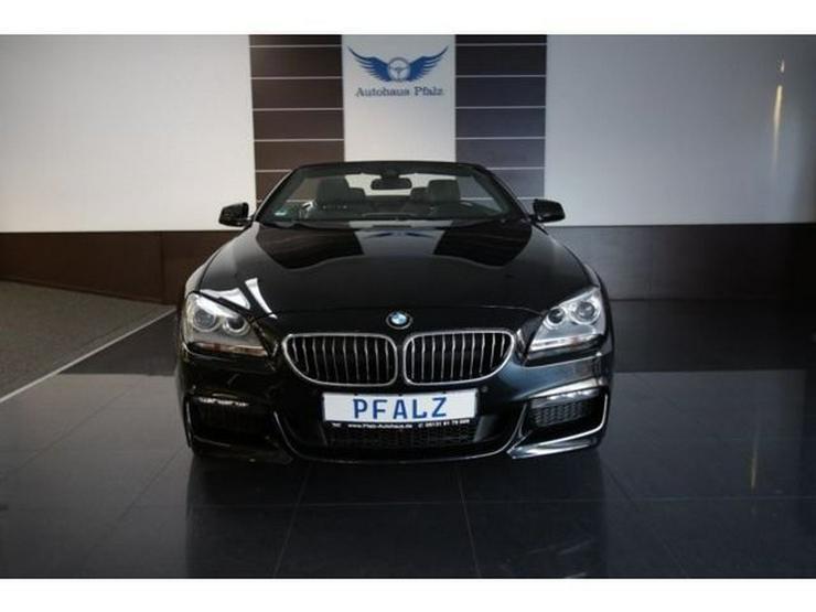 Bild 2: BMW 640i CABRIO M SPORTPAKET - NEUWAGENCHARAKTER!