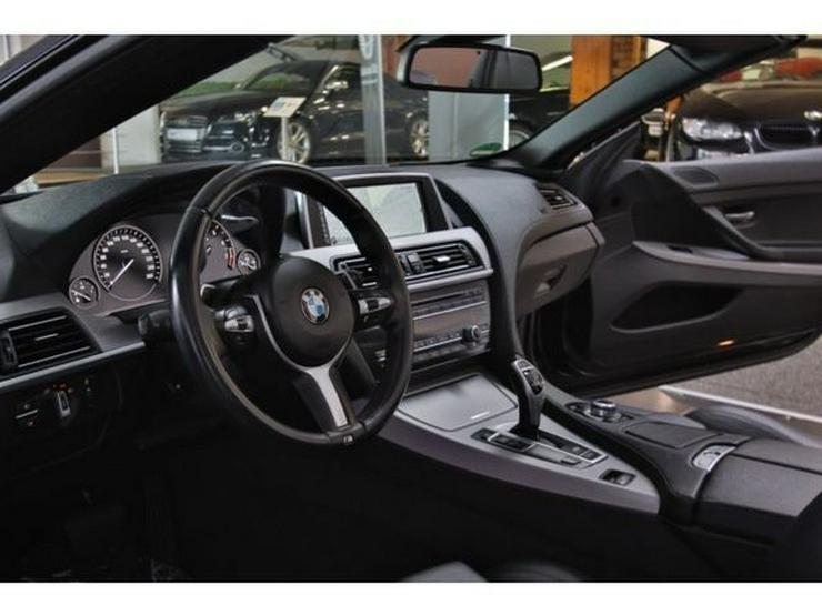 Bild 4: BMW 640i CABRIO M SPORTPAKET - NEUWAGENCHARAKTER!