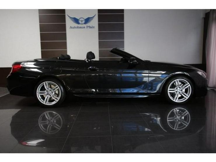 Bild 3: BMW 640i CABRIO M SPORTPAKET - NEUWAGENCHARAKTER!