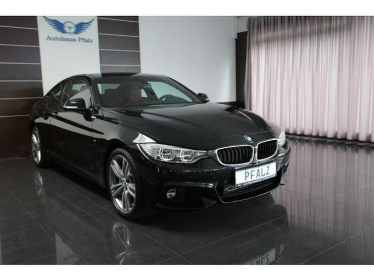 BMW 435d COUPÉ xDRIVE M SPORT-PAKET! 100%EXCLUSIVE!  - 4er Reihe - Bild 1