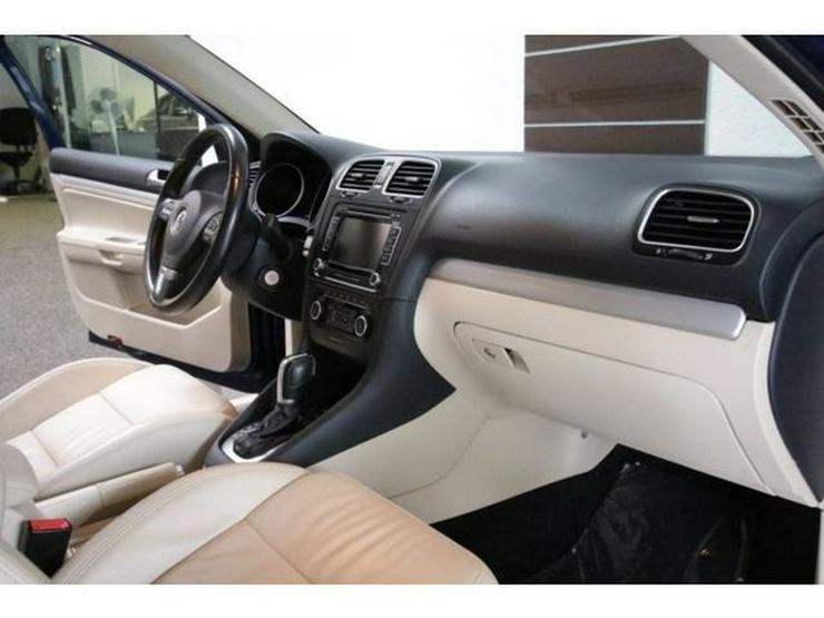 Bild 5: VW GOLF VI VARIANT HIGHLINE KEYGO-PANO-KAM! VOLL