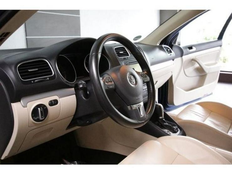 Bild 3: VW GOLF VI VARIANT HIGHLINE KEYGO-PANO-KAM! VOLL