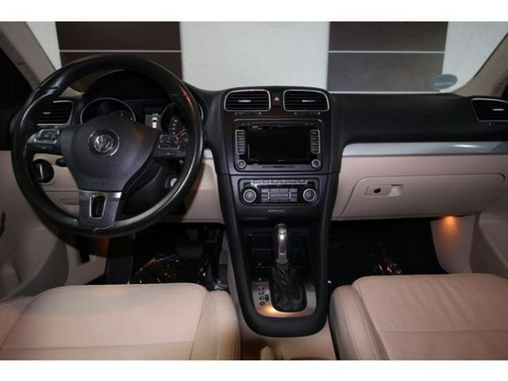 Bild 4: VW GOLF VI VARIANT HIGHLINE KEYGO-PANO-KAM! VOLL