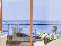 : Herrliche Wohnung mit Meerblick in Palma