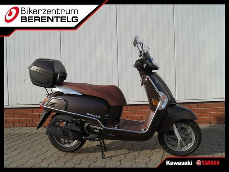 KYMCO Like 50 2 Takt Top Angebot Wenig KM 45kmh - Motorräder - Bild 1
