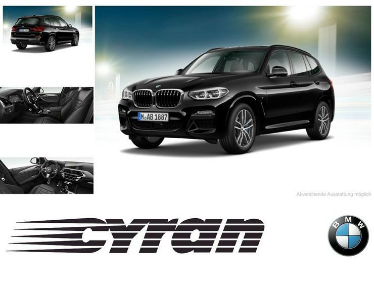 BMW X3 xDrive30d M SPORT AT Innovationsp. Navi Prof.