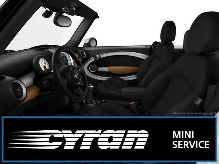 Bild 4: MINI Cooper S Cabrio Xenon Leder Sitzhzg.Komfortzuga