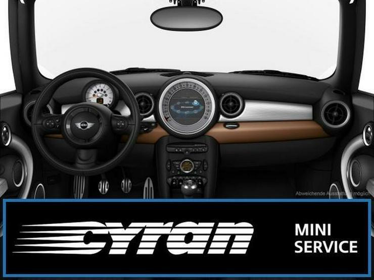 Bild 5: MINI Cooper S Cabrio Xenon Leder Sitzhzg.Komfortzuga