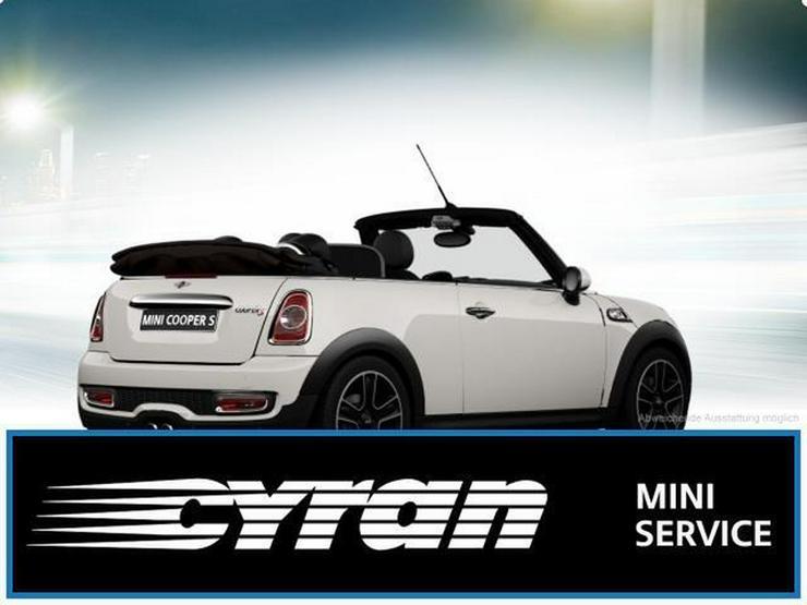 Bild 6: MINI Cooper S Cabrio Xenon Leder Sitzhzg.Komfortzuga