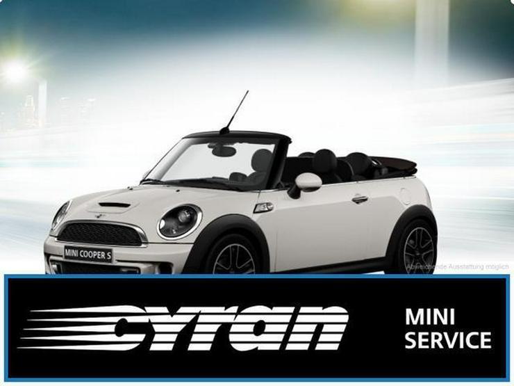 Bild 2: MINI Cooper S Cabrio Xenon Leder Sitzhzg.Komfortzuga