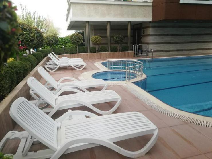 Bild 2: Voll möblierte Luxuswohnungen - Strandnah - Pool