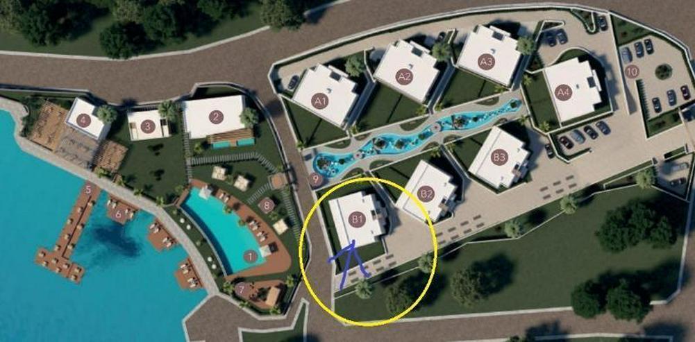 Luxusvilla in deiner Residence am Strand - Bodrum
