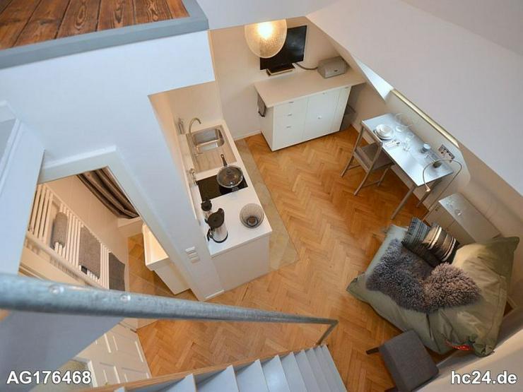 Exklusive Maisonette Wohnung (25qm) in Stuttgart West