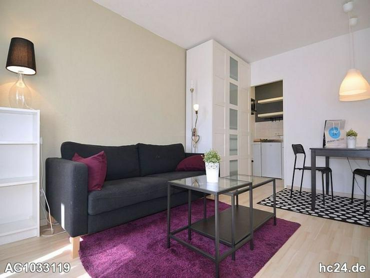 * möblierte 1-Zimmerwohnung in Höchberg zur Zwischenmiete