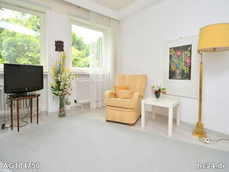 Möblierte 2-Zimmer Wohnung mit Internet / W-Lan in Wiesbaden - City