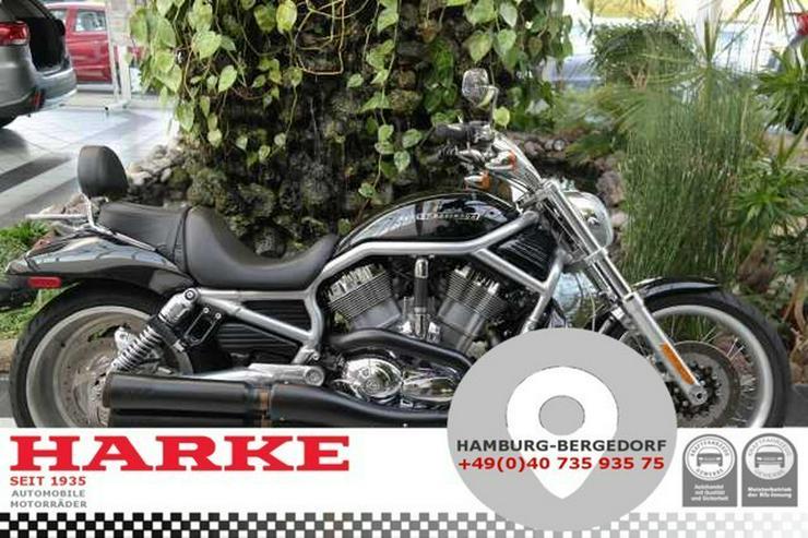 HARLEY DAVIDSON V-Rod VRSCAW 1250