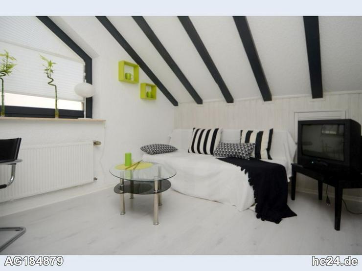 Möbliertes 1-Zimmer Apartment mit Reinigungsservice in Mainz
