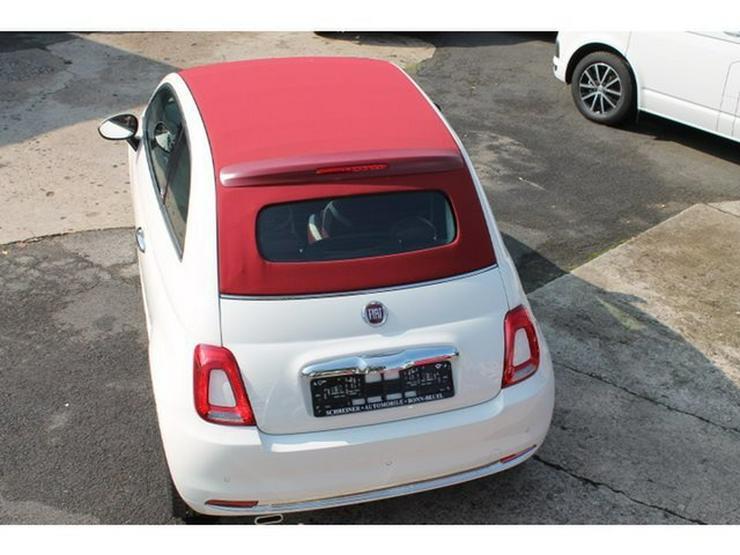 "Bild 6: FIAT 500C 1,2 Cabrio + Leder+ Navi + Alu16"""