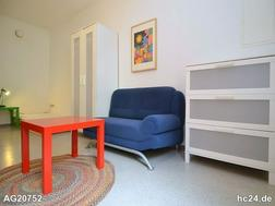 Möblierte 1-Zimmer Wohnung nahe der Innenstadt in Nürnberg/Lichtenhof