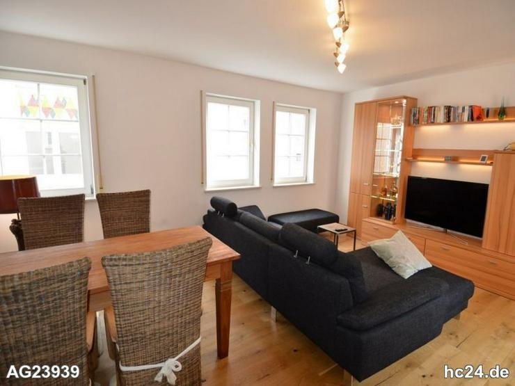 * tolle möblierte Wohnung mit 2 Balkonen