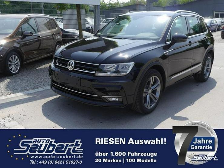 VW Tiguan 1.4 TSI DSG ACT COMFORTLINE * BMT * R-LINE EXTERIEUR * AHK * NAVI * ACC * WINTERPAKET