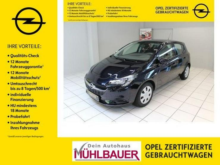 OPEL Corsa E 1.4 Turbo*SHZ*LKRHZ*PDC*1,99%